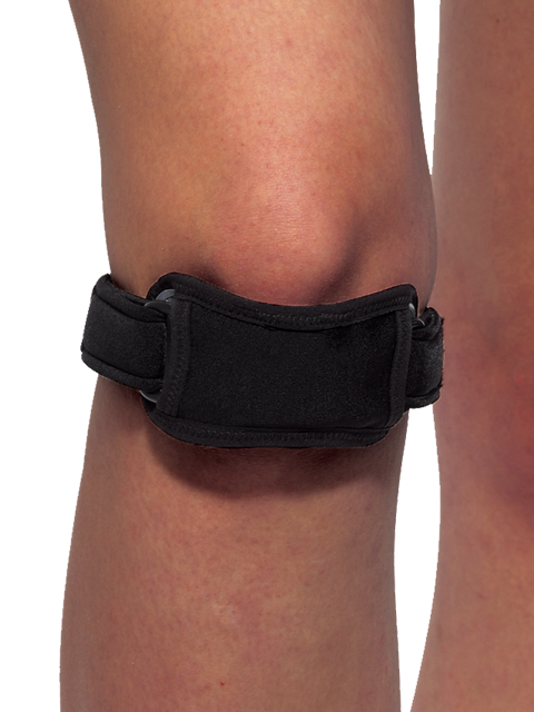 knee strap with silicone by inner-fire