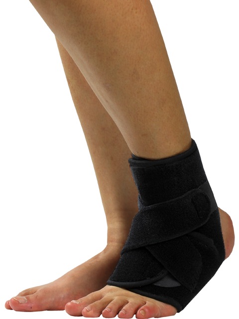 ankle brace by Inner-Fire