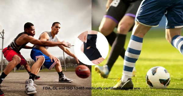 ankle brace for football and basketball