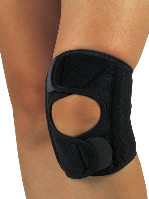 knee brace with stays by inner-fire